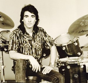Blast from the past! 1984 DWDrums Promo shot