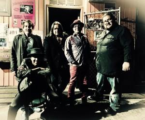 WallyWorld band at The Baked Potato, 2017