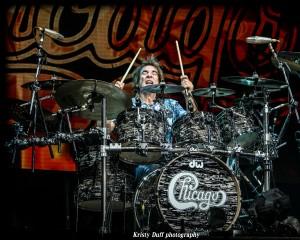 Drum solo time! Chicago Tour 2018