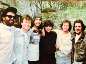 "1994 Traffic Tour ""Far From Home"" with Steve Winwood & Jim Capaldi."